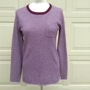 J CREW COLLECTION Italian cashmere sweater S M